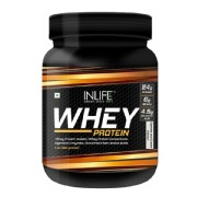 INLIFE Whey Protein Powder,  1 lb  Cookies and Cream