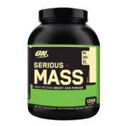 ON (Optimum Nutrition) Serious Mass,  6 lb  Vanilla