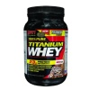 SAN 100% Pure Titanium Whey,  2 lb  Chocolate Rocky Road