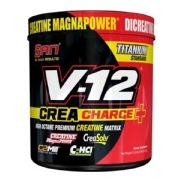 SAN V-12 with Crea Charge+,  Strawberry Lemonade  0.767 lb
