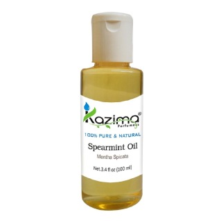 Kazima Spearmint Oil,  100 ml  100% Pure & Natural