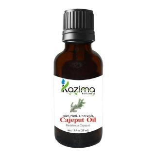 Kazima Cajeput Oil,  15 ml  100% Pure & Natural