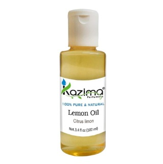 Kazima Lemon Oil,  100 ml  100% Pure & Natural