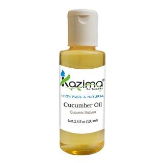 Kazima Cucumber Oil,  100 ml  100% Pure & Natural