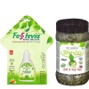 Zindagi Stevia Dry Leaves 35 gm & Stevia Liquid 10 ml Combo,  2 Piece(s)/Pack