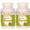 Herbadiet Cordyceps Extract - Pack of 2,  60 capsules