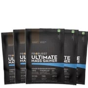 Proburst Ultimate Mass Gainer Traveller Pack,  5 Piece(s)/Pack  Chocolate
