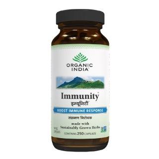 Organic India Immunity,  250 capsules