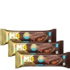 MuscleBlaze Hi-Protein Bar (30g Protein) 1 Piece(s)/Pack Choco Delight - Pack of 3