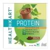 HealthKart Protein with Whey, Soy & Casein, 2.2 lb Swiss Milk Chocolate(Highlight)