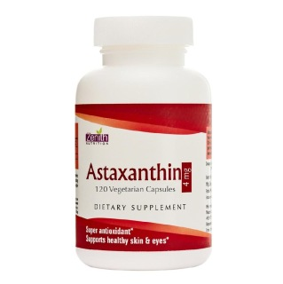 Zenith Nutrition Astaxanthin (4 mg),  120 capsules