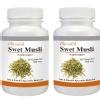 Shivalik Herbals Swet Musli- Asparagus Adscendens,  120 capsules