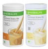 Herbalife Formula 1 Nutritional Shake Mix (French Vanilla + Orange Cream) Combo
