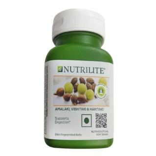 Amway Nutrilite Amalaki Vibhitaki & Haritaki,  60 tablet(s)