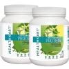 HealthKart 100% Plant Based Protein 1 kg Cardamom - Pack of 2