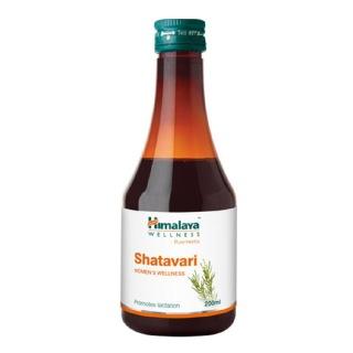Himalaya Shatavari Syrup,  200 ml