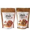 Get Baked Crunch Rocks Combo of 2,  Chocolate & Cranberry  0.1 kg