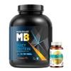 HealthKart Multivit Gold & MuscleBlaze Whey Protein Combo
