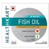 HealthKart Fish Oil 60 capsules - Pack Of 2