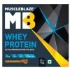 MuscleBlaze Whey Protein, 2.2 lb Cafe Mocha(Highlight)