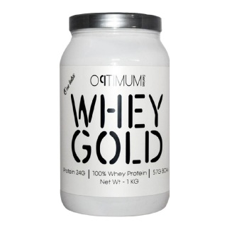 One Labs Whey Gold,  2.2 lb  Chocolate