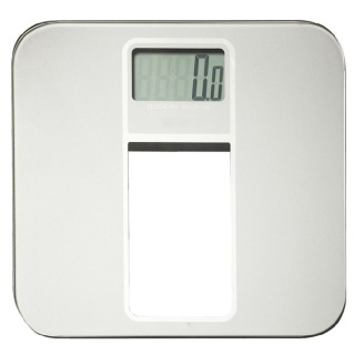 Equinox Personal Weighing Scale Digital (EQ EB 90),  White