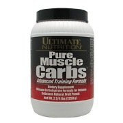 Ultimate Nutrition Pure Muscle Carbs,  2.75 lb  Fruit Punch