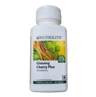 Amway Ginseng Cherry Plus,  100 tablet(s)