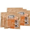 Feel Mighty Low Carb Brownie Pack of 5,  5 Piece(s)/Pack  Chocolate Peanut Butter