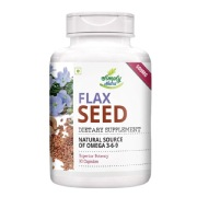Simply Nutra Flax Seed,  90 capsules