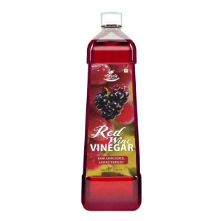 Simply Nutra Red Wine Vinegar,  0.5 L  Unflavoured