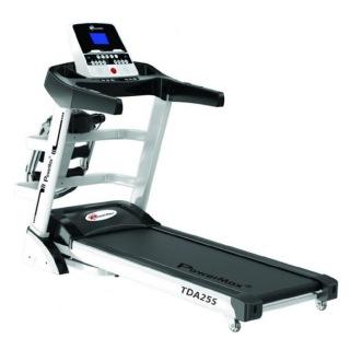 Power Max Multifunction Motorized Treadmill (TDA 255)