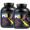 MuscleBlaze Super Gainer XXL Chocolate 6.6 lb - Pack of 2