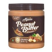 Alpino Peanut Butter Classic,  1 kg  Crunch