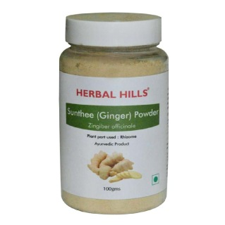 Herbal Hills Sunthee Ginger Powder,  0.1 kg