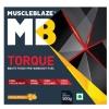 MuscleBlaze Torque Pre-Workout, 1.1 lb Orange(Highlight)