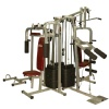 Lifeline 6 Station Home Gym 3 Weight Lines