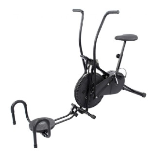 Lifeline Air Bike with Twister and Pushup