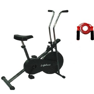 Lifeline Exercise Cycle 102 with Skipping Rope