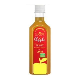 Neuherbs Apple Cider Vinegar with Mother Unfiltered,  0.350 L  Unflavoured