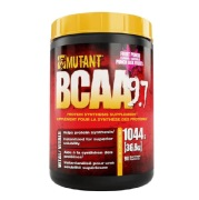 1 - Mutant BCAA Powder,  2.3 lb  Fruit Punch