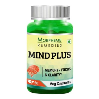 2 - Morpheme Remedies Mind Plus (500 mg),  60 veggie capsule(s)
