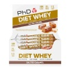 PhD Diet Whey Bar,  12 Piece(s)/Pack  Salted Caramel