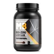 MuscleBlaze Iso-Zero, 2.2 lb Low Carb Chocolate