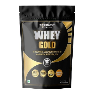 Six Pack Nutrition Whey Gold,  8.8 lb  Mango Tango