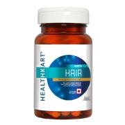 1 - HealthKart Hair with Biotin and 21 Essential Nutrients,  Unflavoured  90 capsules