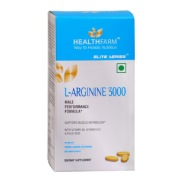 dietarysupplement - Healthfarm L-Arginine 3000,  90 tablet(s)