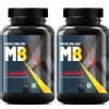 MuscleBlaze L-Arginine, 90 capsules Unflavoured - Pack of 2