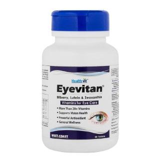 Healthvit Eyevitan,  60 capsules