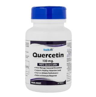 Healthvit Quercetin 100 mg,  60 capsules